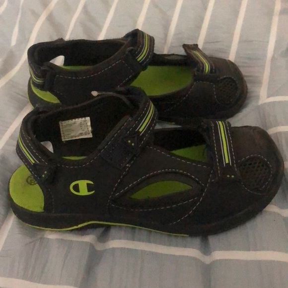 Champion Other - Euc champion Mary Jane style sandals